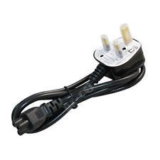 Reino Unido de 3 pines Cable de alimentación de red del ordenador portátil Hoja De Trébol Cable de plomo de Mickey Mouse C5 * CE *