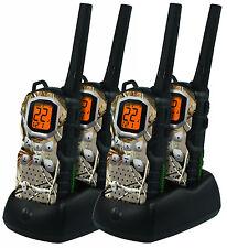 4 Motorola Talkabout MS355R FRS GMRS 2-WAY Radios Walkie Talkie WATERPROOF Ni-MH