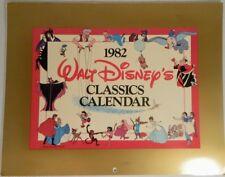 Walt Disney's 1982 Classics Calendar