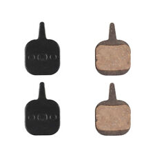 2 Pairs Mountain Road Bicycle Hydraulic Resin Disc Brake Pads For Tektro Io