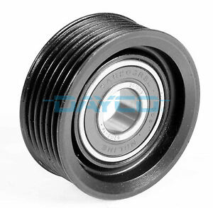 Dayco Idler Pulley for Mercedes Benz C320 CL203 3.2L Petrol M112.946 2004-2005