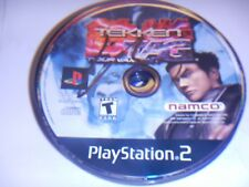 TEKKEN TAG TOURNAMENT / Playstation 2 / GAME DISC ONLY