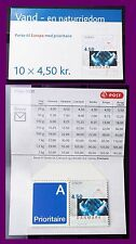TEMA EUROPA. 2001 DINAMARCA C1280A CARNET. EL AGUA