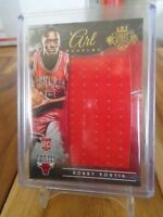 2015-16 PANINI COURT KINGS ART NOUVEAU BOBBY PORTIS RC JERSEY CARD /299 BULLS !
