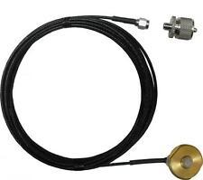 DIAMOND C213SNMO Antenna mount cable assembly, NMO SMA 13ft