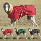 Hundemantel Winter Große Hunde Wasserdicht Hundejacke Kapuzen Hundebekleidung