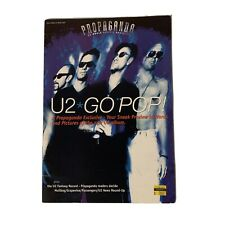 U2 Propaganda Magazine Issue 25 Winter 1997 Rare Collectible Pop Album