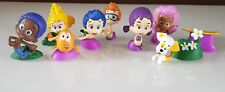 Nickelodeon Bubble Guppies Figure Figurine 10 piece Set PVC Oona Gill Molly