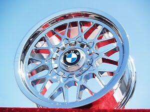 """16"""" ONE NEW BMW 525I 528 i  530 I  540i  OWM CHROME WHEEEL  59250"""
