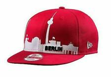 177336-2 New Era Cap Berlin  Gr. S/M NEU rot
