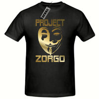 Gold Project Zorgo Chad Wild Clay tshirt, Youtuber Childrens Gaming kids,