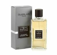 L'instant De Guerlain Homme 3.3 oz EDT Spray Mens Cologne 100 ml NIB