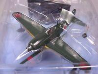 Kawanishi 強風 Water Type11 1/87 Scale War Aircraft Japan Diecast Display vol90