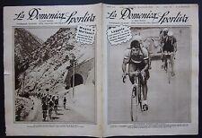 1934 DOMENICA SPORTIVA Tour de France Martano Antonin Magne Digne Nizza Vietto