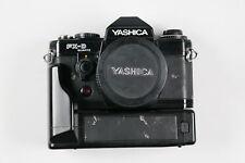Yashica FX-D 50mm + Winder