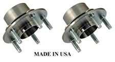 Rear Wheel Hub & Bearing Set of 2 Kit for 90-00 Sable Ford Taurus MADE IN USA
