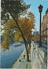 CP PARIS ET SES MERVEILLES L'ile Saint - Louis: le quai d'Orleans et la Seine