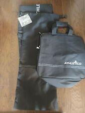 Athletico Ski Bag and Ski Boot Bag Combo - Ski Bags for Air Travel
