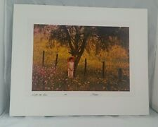 Juan Collignon Hoff After The Rain 1989 Signed Dye Transfer Photographic Print