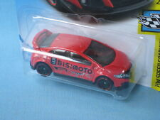 Hot Wheels 2016 Honda Civic Type R Red In USA BP 70mm Toy Model Car