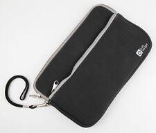 Durable Black Neoprene Protective Zip Case for Freelander 7 inch Tablet