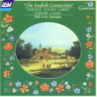 BELL'ARTE ANTIQUA - THE ENGLISH CONNECTION   CD NEU PURCELL/JENKINS/LAWES/LOCKE