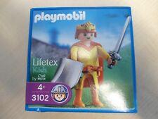 """Playmobil set 3102 """"lifetex príncipe"""" rara vez/Nuevo"""