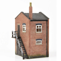 Bachmann 44-0088 OO Gauge Industrial Stores and Canopy