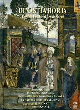 Jordi Savall - Dinastia Borja: Esglesia I Poder Al Renaixement [New SACD]