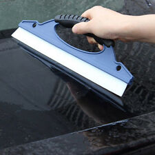 Pro Silicone Car Window Wash Cleaning Brush Cleaner Wiper Squeegee Drying qlll
