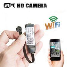 Mini WIFI 1080P HD Spy Hidden IP Camera Wireless DIY Module DV DVR NVR Nanny Cam