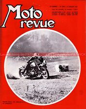 MOTO REVUE 1846 Mike HAILWOOD Phil READ GRAHAM Tourist Trophy 1967 PATRICK ROSE