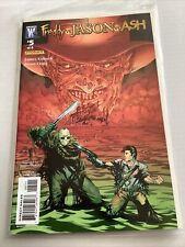 Freddy Vs Jason Vs Ash #5 Of 6 Wildstorm Dynamite Comic Bagged & Boarded VF NM