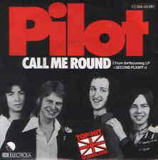 "7"" Pilot Call Me Round / Do Me Good 70`s Chart Hit GB EMI"