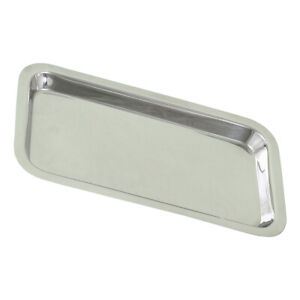 Kitchen stainless steel vegetable Food tray Rectangular for Serving decoration
