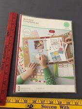 Martha Stewart Scrapbook Kit GUMDROP Kit complete new 2008 Paper Stickers MORE