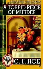 A Torrid Piece of Murder (Dr. Jean Montrose Mystery)