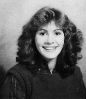 JULIA ROBERTS High School Yearbook SUPERB