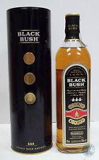 Irish Whiskey BLACK BUSH con Tubo in Latta