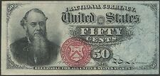 Fr1376 Xf+ 50 Cents Fractional Currency Br9325
