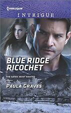 Blue Ridge Ricochet (The Gates: Most Wanted)