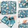 Makeup Storage Bag Toiletry Case Hanging Wash Pouch Cosmetic Travel Organizer