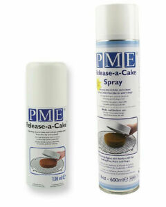 PME Cake Baking Non Stick Decorating Greaser Cooking Release A Cake Spray