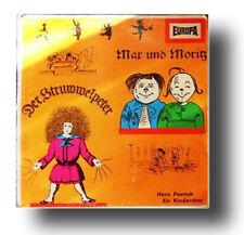 33 giri vinile d'epoca MAX und MORITZ -...PIERINO PORCOSPINO. >> OCCASIONE!!!