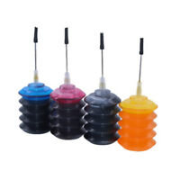 Portable Bulk Bottle Ink Jet Cartridge refill dye ink for Canon Inkjet Printer