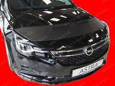 Bonnet Bra Opel Astra K Bj. ab 2015 Steinschlagschutz Haubenbra Tuning Styling