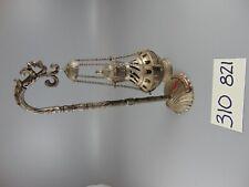 More details for vintage botafumeiro censer burner thurible catholic religious decorative piece