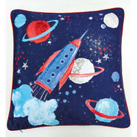 Space Starship Cushion