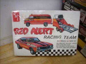 vintage amt red alert race team,factory sealed,(mpc,jo-han,revell,monogram)