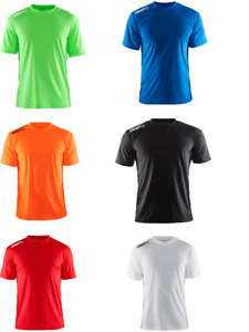 Craft Herren Event Funktionsshirt Laufshirt Sportshirt Teamshirt Gr. XS - 3XL